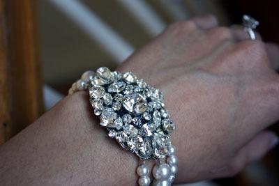 Jewelry, Bracelets, Bracelet, Haute bride