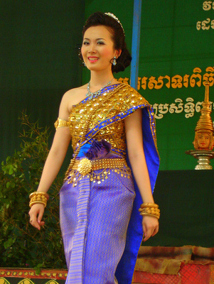 Wedding Dresses, Fashion, dress, Cambodian