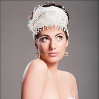 Beauty, Veils, Fashion, Makeup, Veil, Hair, Bridal, Couture, Headpiece, Amy-jo tatum bridal couture, Amy-jo, Tatum