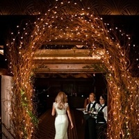 Reception, Flowers & Decor, Decor, orange, Lighting, Lights, Give my regards to