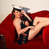 Vintage, Up, Photographer, Retro, Pin, Pinup, Pussycat pinups boudoir photography