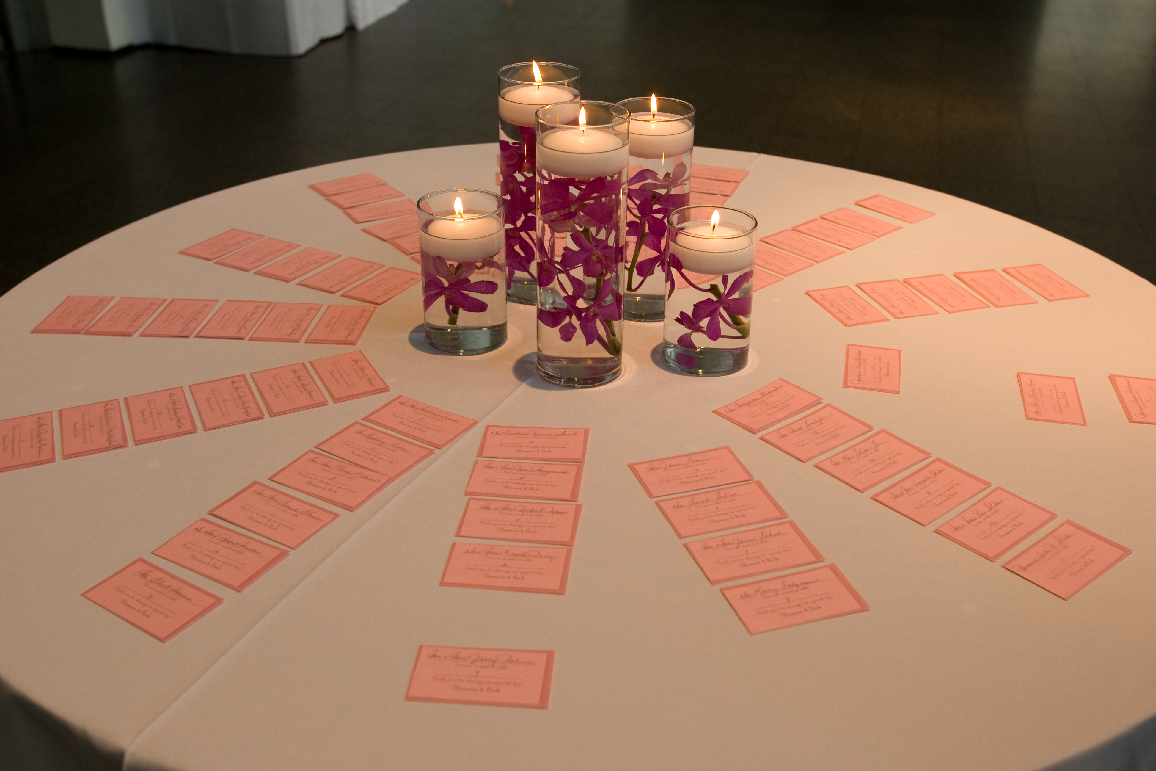 pink, Cards, Escort, Honey bee weddings