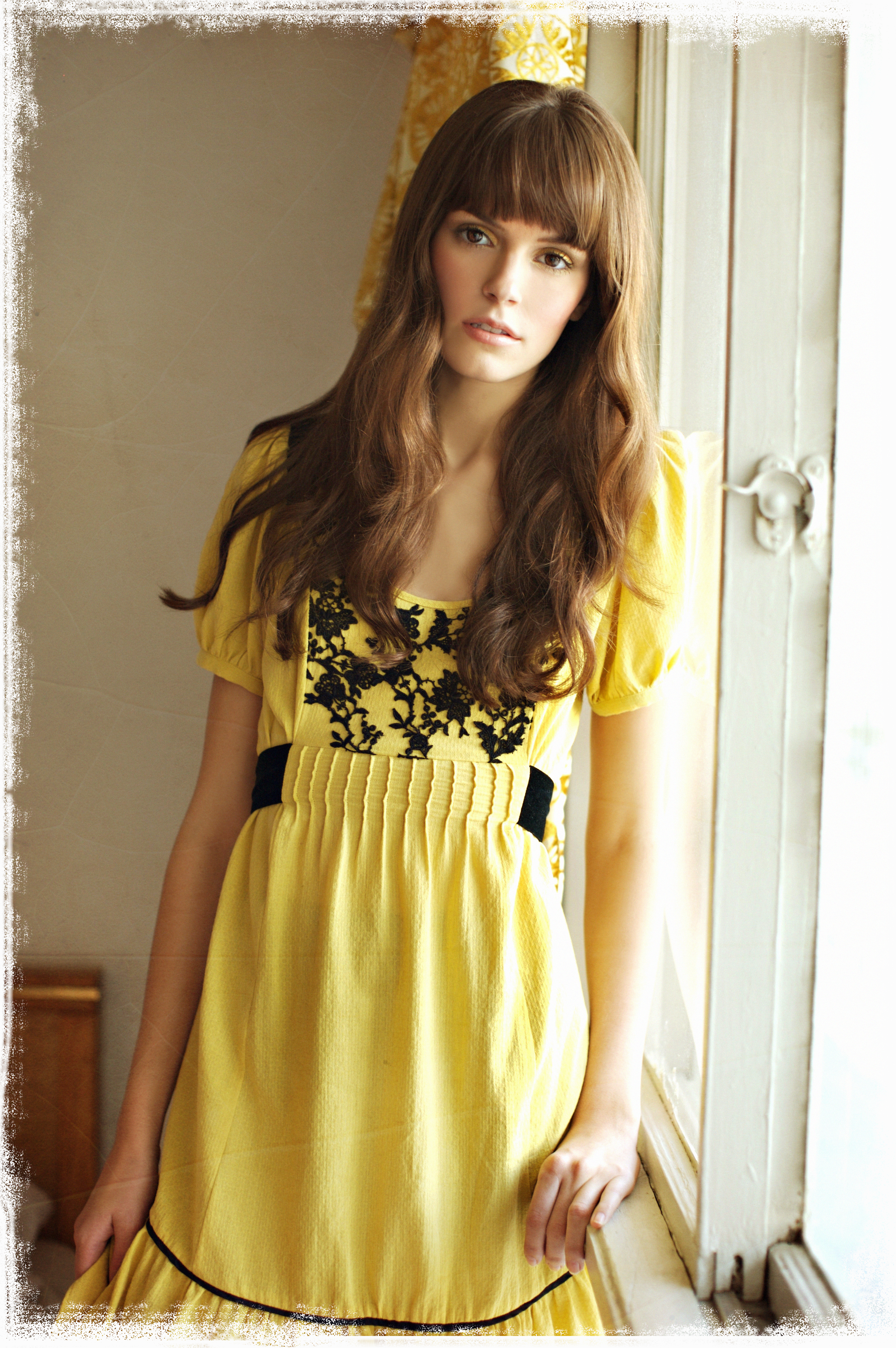Wedding Dresses, Fashion, yellow, dress