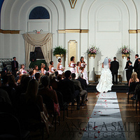 Ceremony, Flowers & Decor, Wedding, Hill, Ballroom, Adrianna, Grand, Angela smith photography