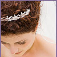 Beauty, Jewelry, Veils, Tiaras, Comb, Wedding, Hair, Bridal, Head, Pieces, Combs, Clips, Factory direct craft, Barettes