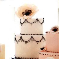 Cakes, cake, Vintage, Vintage Wedding Cakes