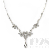 Jewelry, Necklaces, Necklace, Swarovsky