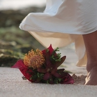 Flowers & Decor, Photography, Destinations, Hawaii, Beach, Bride Bouquets, Bride, Flowers, Beach Wedding Flowers & Decor, Wedding, Tropical, Destination, Seasons of life wedding and event planning llc