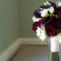 Flowers & Decor, white, red, purple, Bride Bouquets, Flowers, Bouquet, Floral verde llc