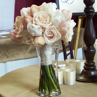 Flowers & Decor, ivory, pink, Bride Bouquets, Flowers, Bouquet, Peach, Floral verde llc