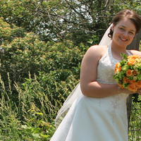 Flowers & Decor, orange, green, Bride Bouquets, Flowers, Bouquet, Floral verde llc