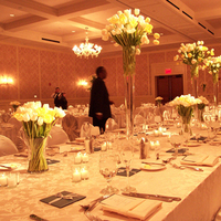 white, Centerpieces, Classic Wedding Flowers & Decor