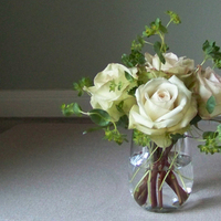 Flowers & Decor, ivory, green, Centerpieces, Flowers, Centerpiece, Floral verde llc