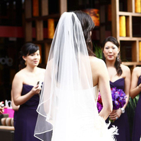 Bridesmaids, Bridesmaids Dresses, Fashion, purple, Bride, Marina, Del, Rey, Felicia perry photography, Marriott