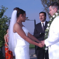 Wedding ceremony, Kiss the bride - bilingual wedding officiant minister, Rev alberto alvarado, Kiss the bride, Marriage ceremony