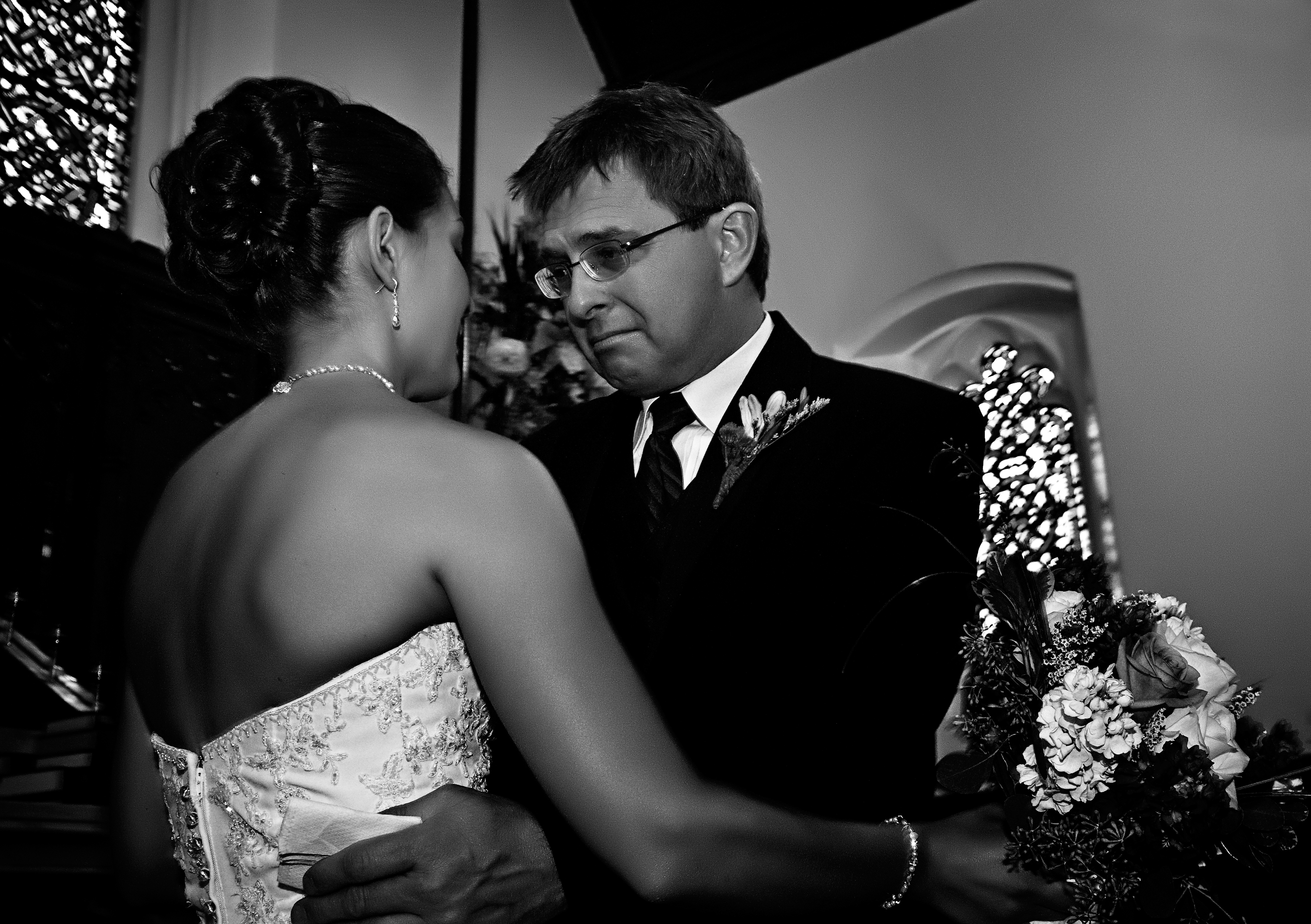 Ceremony, Flowers & Decor, Father, Before, Daughter, Awesome, Ever after visuals