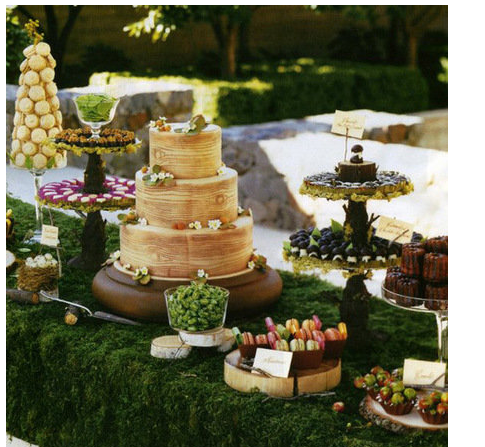 Cakes, cake, Dessert, Table