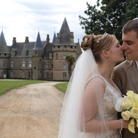 Destinations, Europe, Bride, Groom, Wedding, Castle, france, A touch of bliss