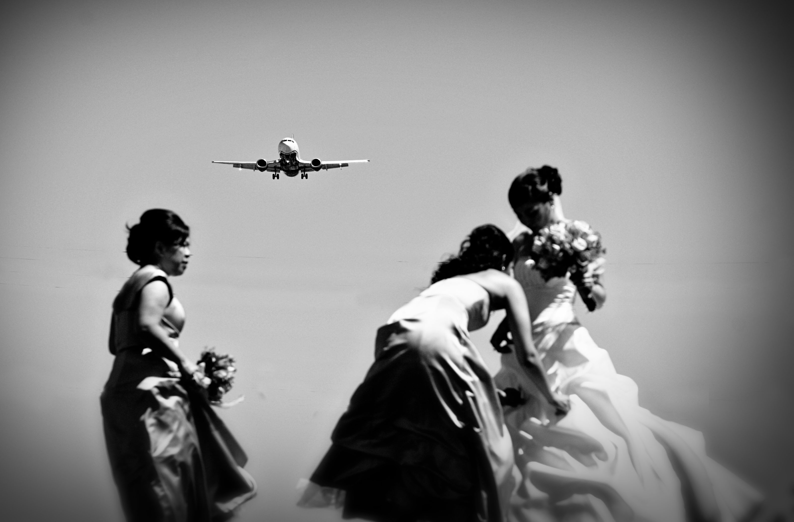Ceremony, Flowers & Decor, Bride, Groom, Wedding, Couple, Bay area, Airplane, Michelle hayes photography, Northern california