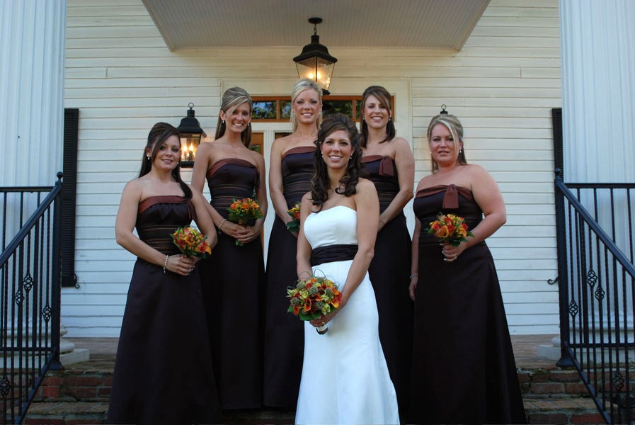 Bride, Bridemaids, Sweet exposure, Courtney cooper rosen