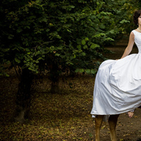 Beauty, Wedding Dresses, Fashion, dress, Bride, Portrait, Horse, Vorpal images