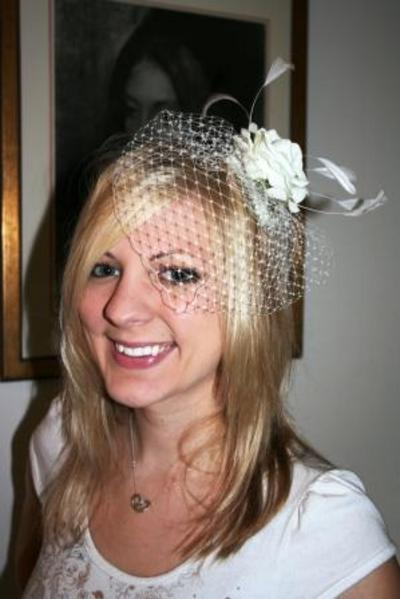 Veils, Fashion, Veil, Bridesmaid, Bridal, Birdcage, Headpiece, Breeziway llc