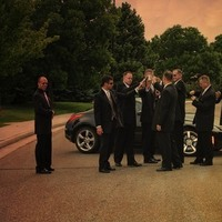 Fashion, Men's Formal Wear, Guys, Car, Groomsman, Tux