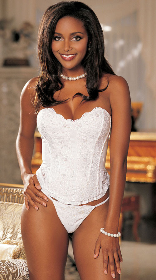 Wedding, Bridal, Corset, Size, Lingerie, Plus