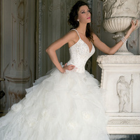Wedding Dresses, Fashion, dress, Demetrios