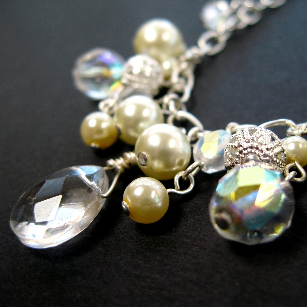 Jewelry, Necklaces, Bride, Bridal, Necklace, Spiffing jewelry
