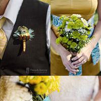 Flowers & Decor, Boutonnieres, Flowers, Unique, Boutonniere, Handmade, Deer, Dana jeremy photography