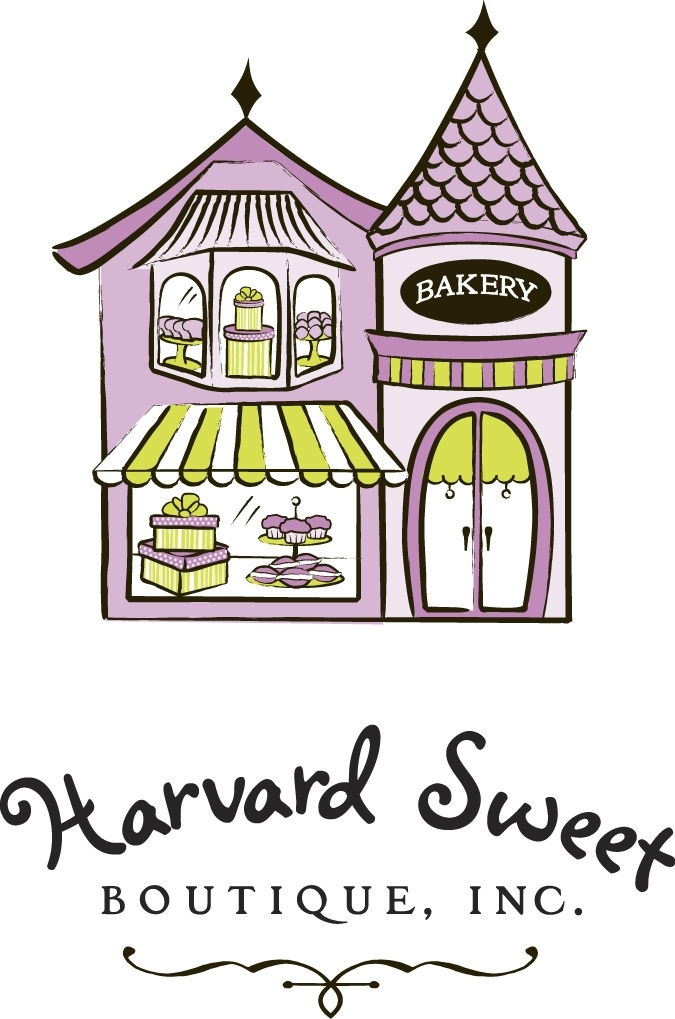 Favors & Gifts, Favors, Centerpieces, Cookies, Desserts, Harvard sweet boutique