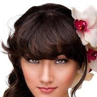 Beauty, Flowers & Decor, pink, Makeup, Bride, Flower, Airbrush, Athena u, airbrush makeup artist hair stylist