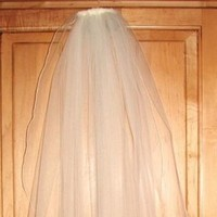 Veils, Fashion, ivory, Veil, Custom, Pearls