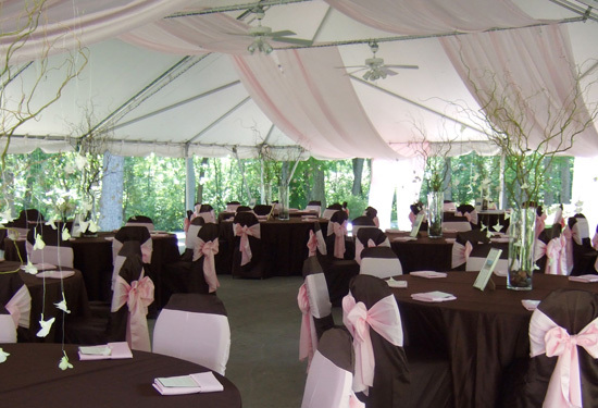 Reception, Flowers & Decor, Tent, Outdoor reception, Heidel house resort