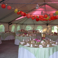 Tent, Outdoor reception, Heidel house resort