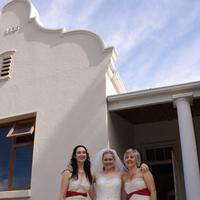 Bridesmaids Dresses, Wedding Dresses, Fashion, red, dress, Bridesmaid, Sash, Tea, Length, Tea Length Wedding Dresses