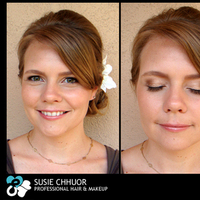 Beauty, brown, Makeup, Natural, Susie chhuor professional hair and makeup, Neutrals