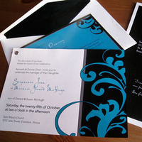 Stationery, invitation, Invitations, Menu, Save the date, Program, Rsvp, Concentric design