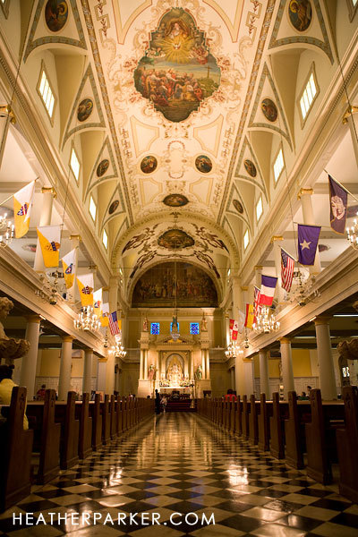 Photography, Church, Catholic, La, Cathedral, New, Heather, Parker, Orleans, Louisiana, Nola, St louis cathedral