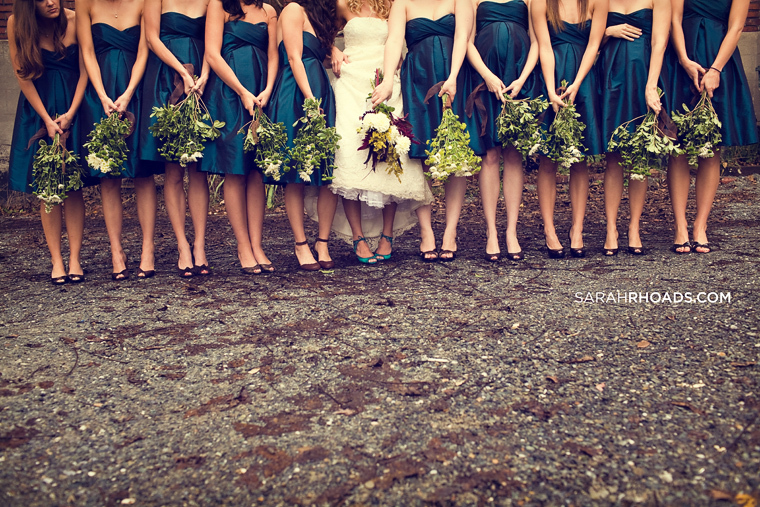 Flowers & Decor, Bridesmaids, Bridesmaids Dresses, Shoes, Vintage Wedding Dresses, Fashion, blue, Bridesmaid Bouquets, Vintage, Flowers, Vintage Wedding Flowers & Decor, Dresses, Bouquets, Details, Feet, Sarah rhoads photographers, Flower Wedding Dresses