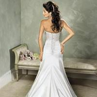 Wedding Dresses, Fashion, white, dress, Maggie, Bling, Sottero