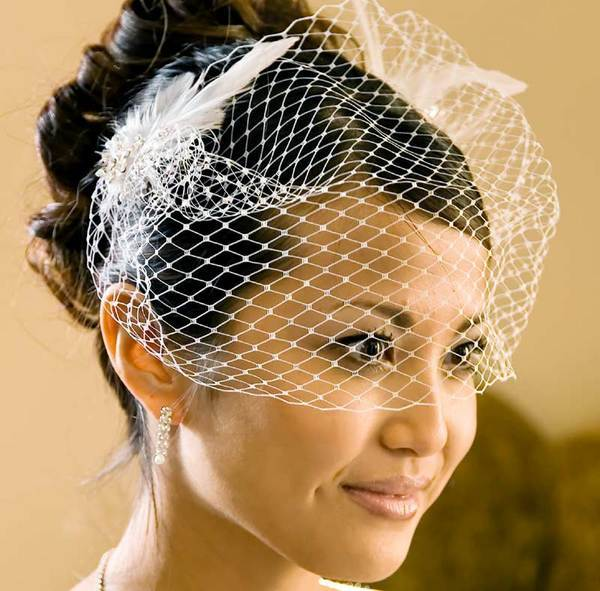 Beauty, Jewelry, Veils, Hair, Birdcage, Pins, Dtabridalcom