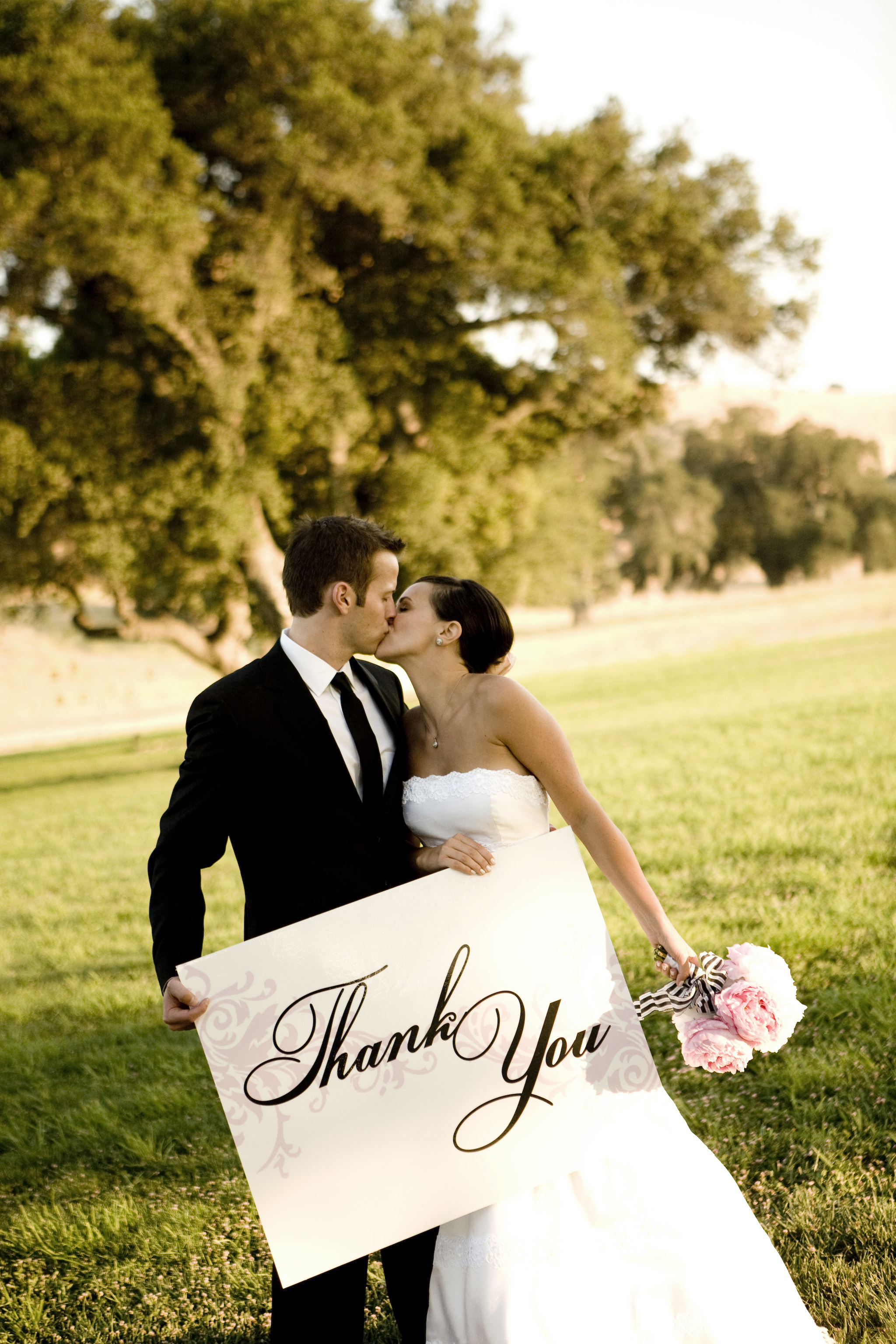 DIY, Reception, Flowers & Decor, white, pink, black, And, You, Thank, Stationary, Crossroads, A taylor made wedding