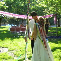 Kiss, Adagio weddings events, May pole