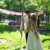 Kiss, Adagio weddings events, May pole
