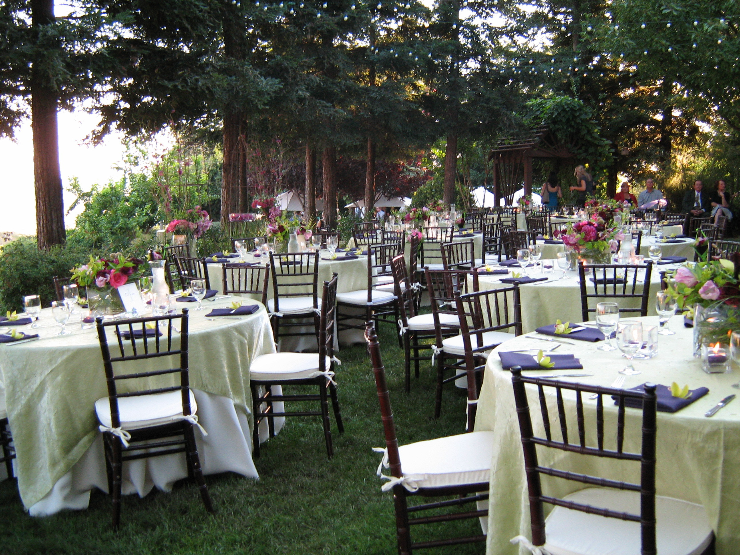 Reception, Flowers & Decor, Garden, Adagio weddings events