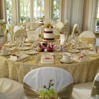 Real Weddings, gold, Vizcaya, Adagio weddings events