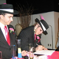 Theme, License, Rock, Punk, Officiant, Dean, Adagio weddings events, Witness