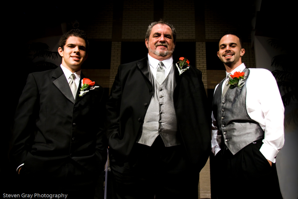 Groomsmen, Groom, Best man, Sons